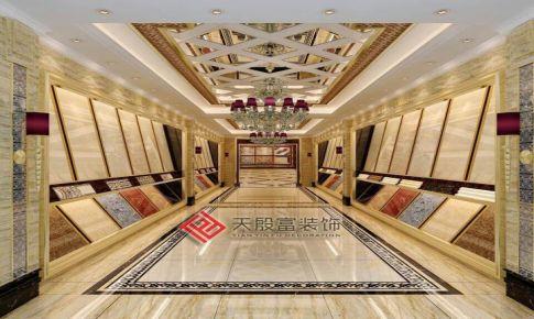 广州能强专卖店装修案例