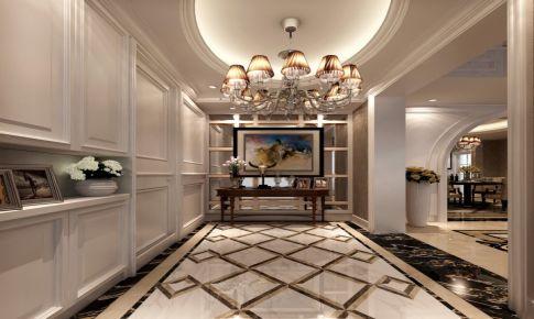 楼盘:复地爱伦坡 位置:松江区 面积:450平 设计风格:欧式