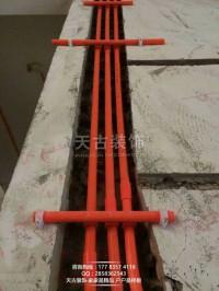 重庆天古装饰重庆龙湖紫云台设计装修案例工地实景拍摄