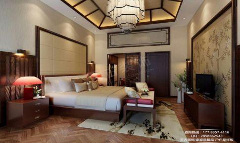 重庆天古装饰重庆两江新辰设计装修案例欧式装修案例