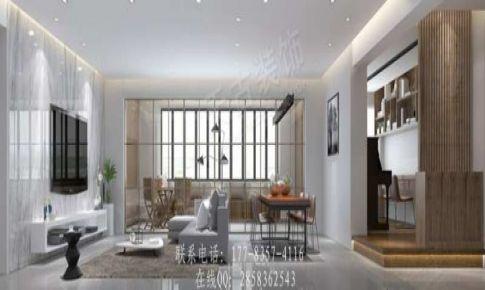 重庆天古装饰重庆雍江御庭设计装修案例简欧风格装修案例李晓庆