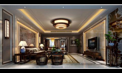 客厅设计案例欣赏