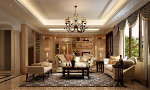 别墅装修新装饰主义风格设计方案展示