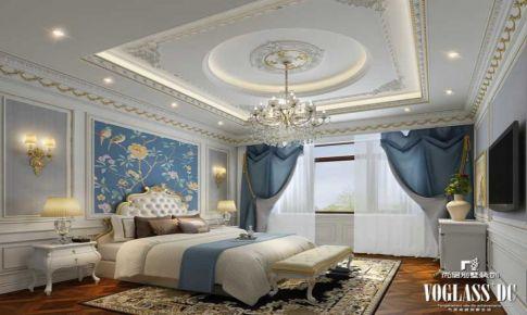 浪漫思绪   法式别墅装修风格