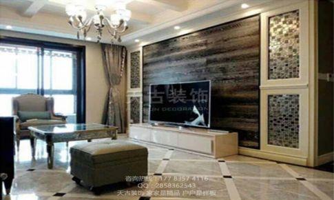 重庆知名设计师莫雨晴的融景城新古典案例