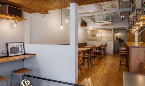 温馨氛围 小餐厅设计