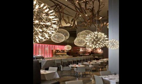 红酒主题西餐厅