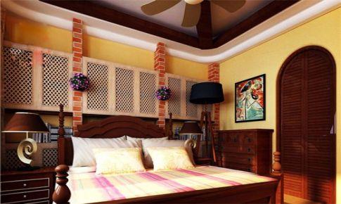 润德装饰卧室装修案例