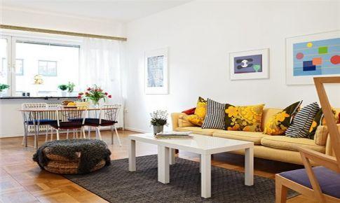 润德装饰客厅装修案例