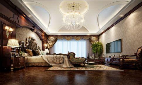 保利叶语别墅装修新中式风格设计方案展示