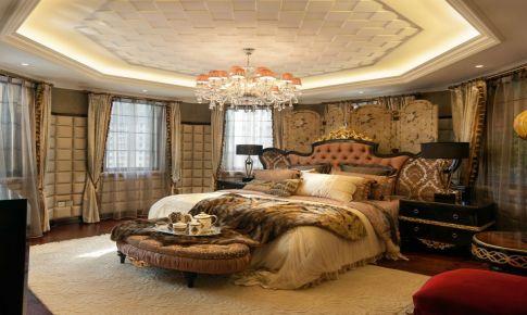 上海莱诗邸花园精装样板房设计