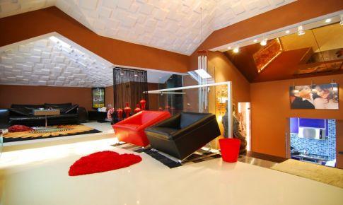 上海阳光威尼斯现代风格装修设计