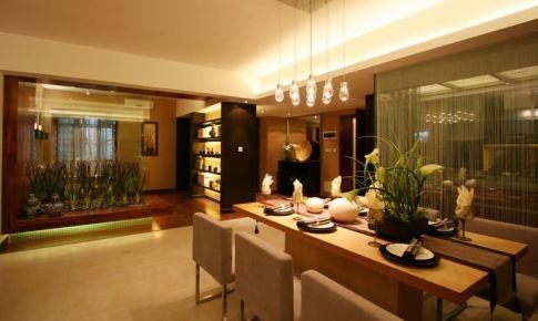 上海香樟绿洲中式样板房