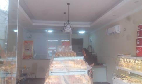面包店简单装修案例