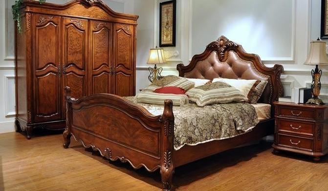 常州家装网教你如何挑选实木床 如何判断实木床好坏