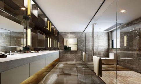 华丽气派的大型公寓设计