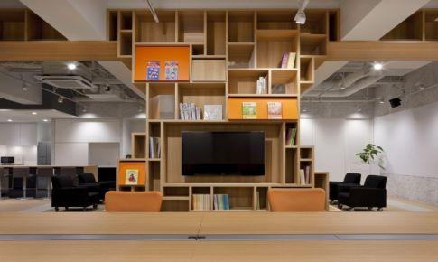 家一般的办公室设计