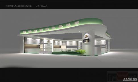 会展中心展柜设计