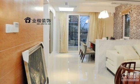 九润公寓现代风格