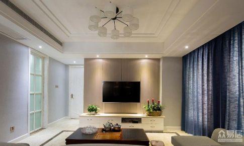 【武汉全包装修】清新雅致,8万打造联投龙湾89平现代简约二居室。