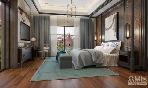 高贵典雅的欧式风格别墅设计