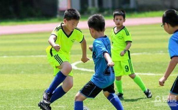 青岛万达维多利亚少年足球比赛 快来报名吧