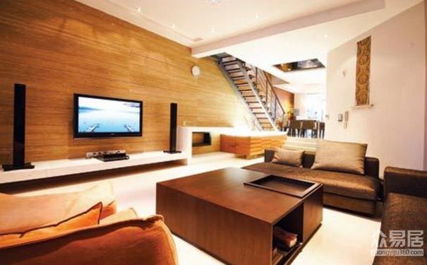 常熟简约风格房屋装修效果图 自然的简约风味