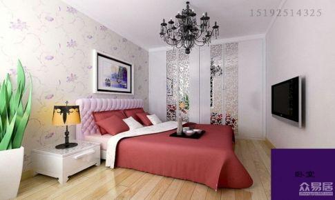 保利叶公馆117平现代简约婚房装修设计 青岛实创装饰