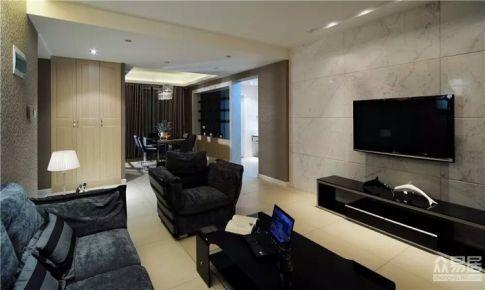 宁波合生国际城150平三居室房屋