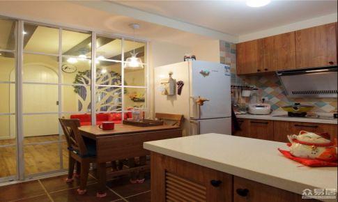 杭州润和橙家43平一居室房屋设计