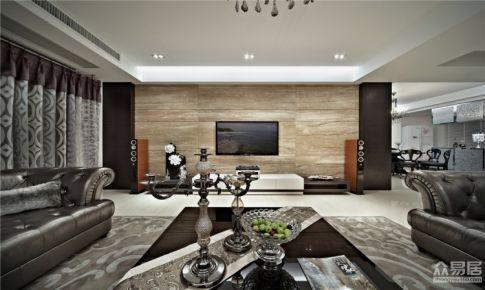 福州华润万象高贵的欧式风格别墅设计