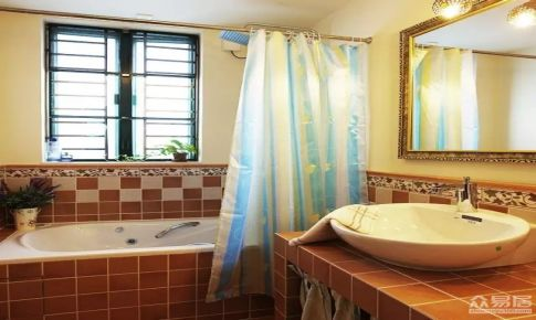 福州印象西湖地中海风格80平房屋