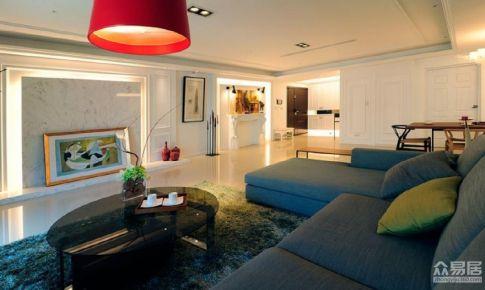 【武漢經濟型全包】新古典風,7萬打造福星惠譽福星華府92平三居室