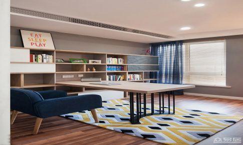 温州天和家园宜家风格135平公寓