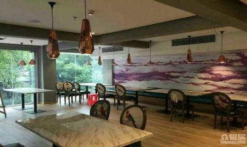 港式餐厅+酒吧(部分施工现场)