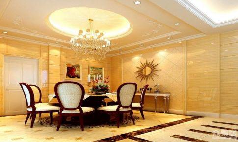 保利香槟别墅设计