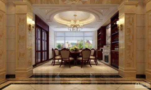 保利香槟国际别墅设计