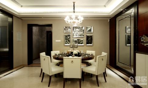 上海保利熙悦简约欧式风格公寓设计