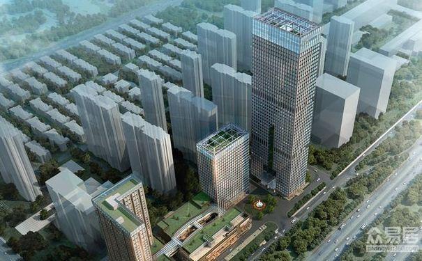 南昌中节能国际中心23万㎡国际综合体