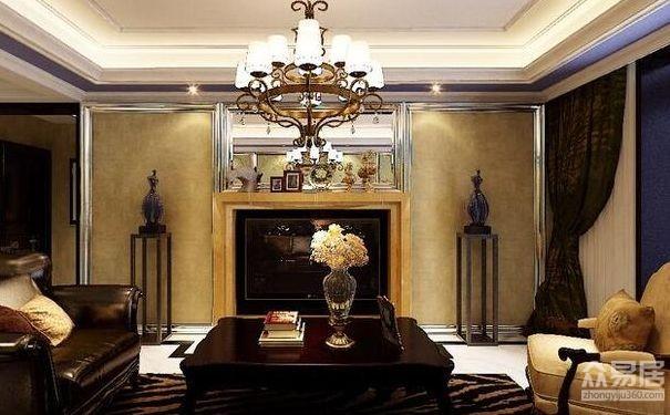 欧式客厅如何搭配 欧式窗帘有哪些风格
