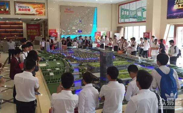 中国电工电器城火爆开盘 24小时售罄