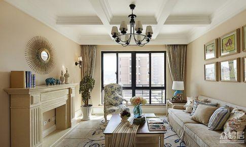 两居室优雅美式