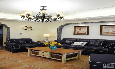 拱形地中海风休闲舒适的家