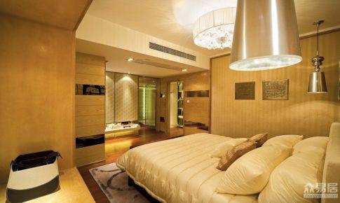 杭州华瑞晴庐144平现代风四居室