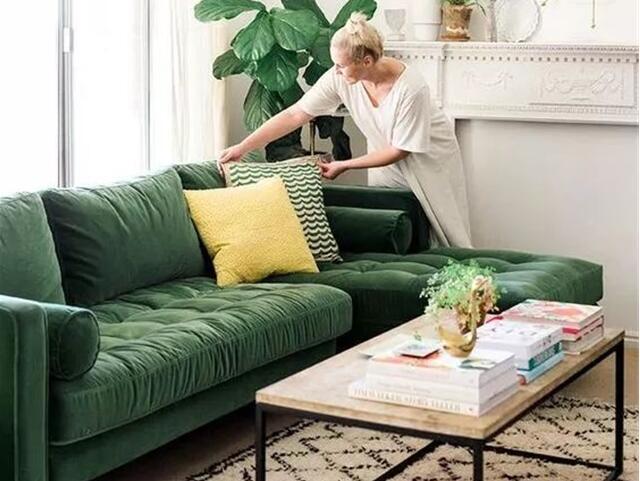 夏天来了,沙发如何清洁保养?