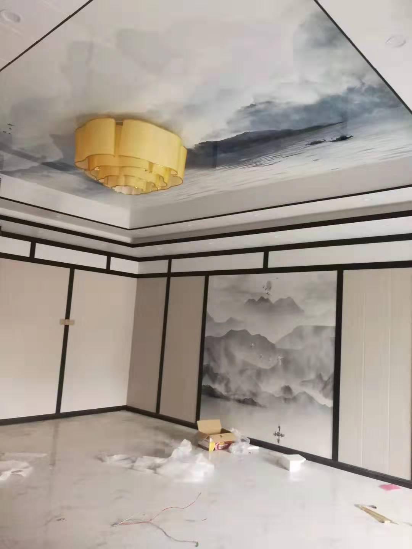 重庆巴南木洞施工验收现场图