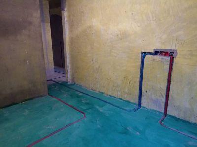 百乐和园水电验收