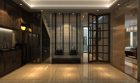 四室两厅现代装修  奕翠园