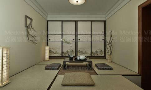 福景佳苑 三室两厅美式装修