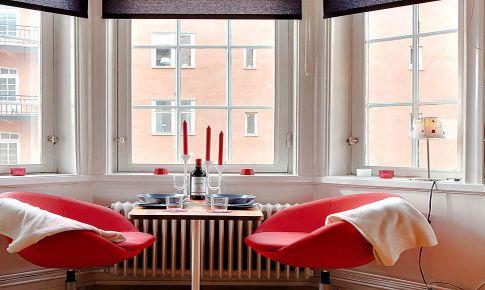 21平米北欧风格公寓装修效果图 灵巧布局北欧公寓